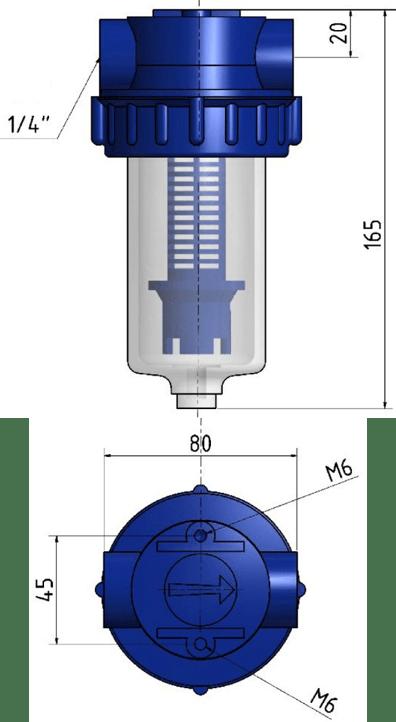 Filter F20