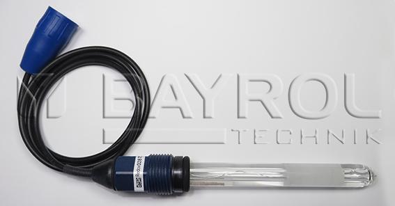Redox-Elektrode mit 0,85 m Kabel und BNC-Stecker