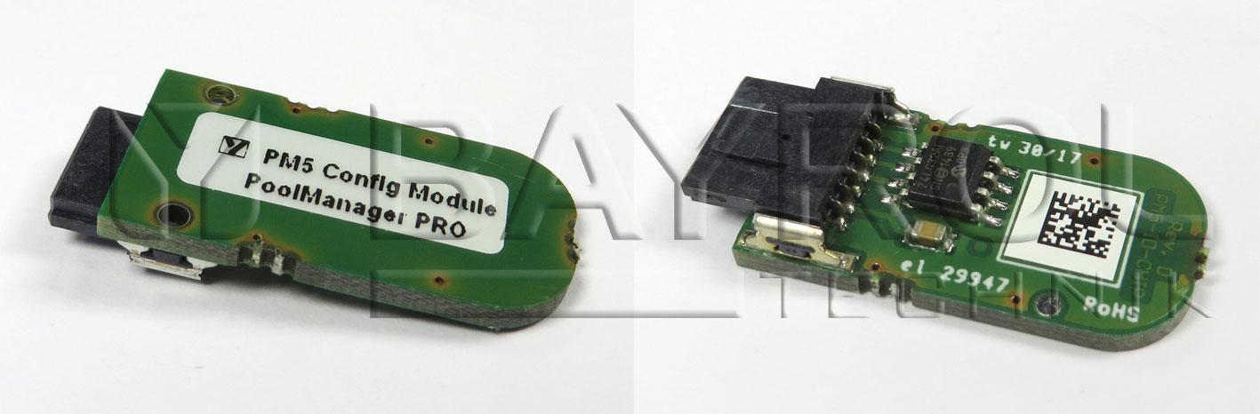 Konfigurationsmudul PM5