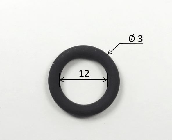 O-Ring 12,0x3,0 mm