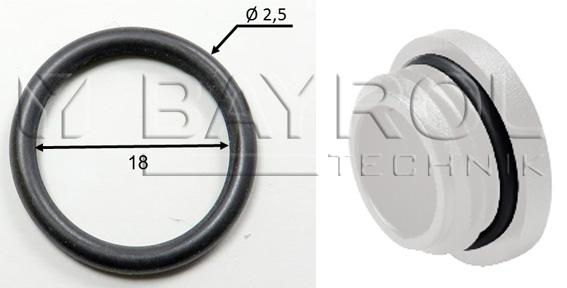 O-Ring 18x2,5 mm